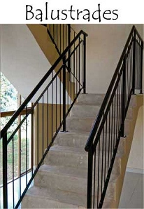 Balustrade image gallery
